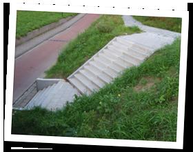 Betonnen trappen inzet 1